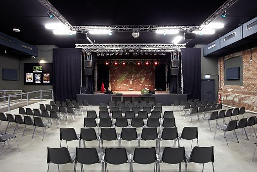 Eröffnung Halle D