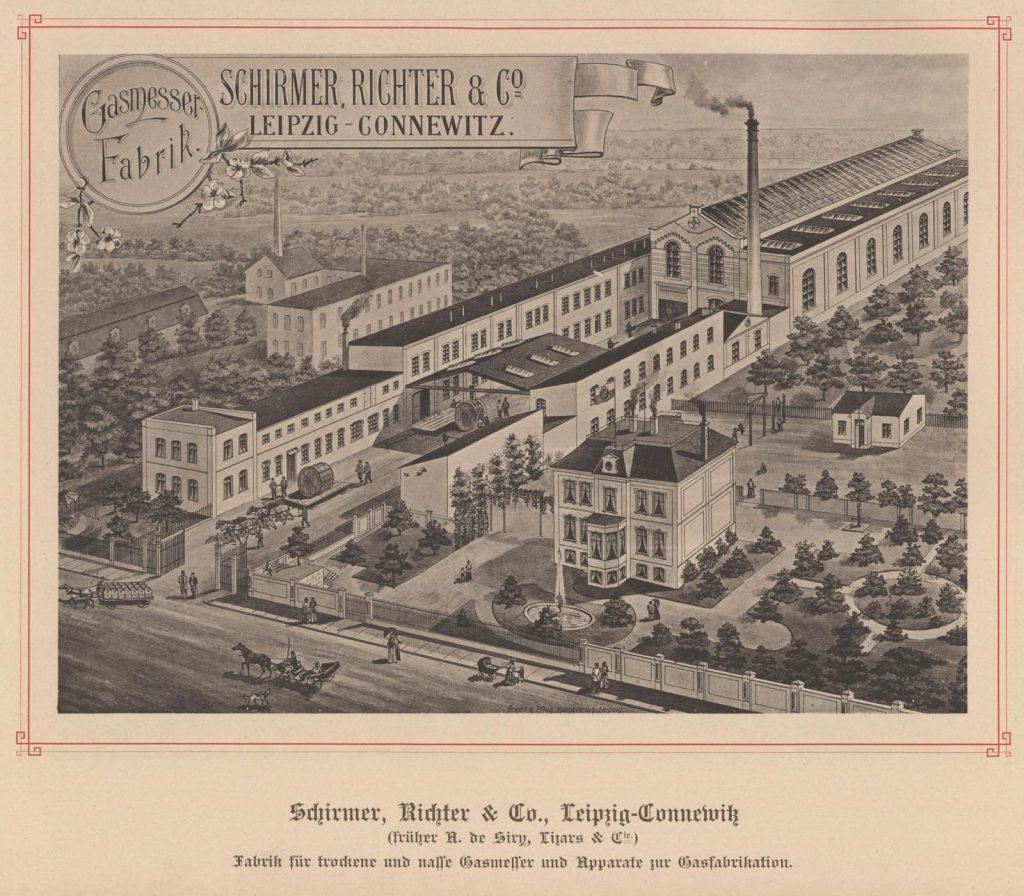 Übernahme durch die Firma Schirmer, Richter und Co.